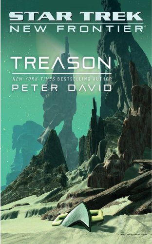 9781439166277: Star Trek: New Frontier: Treason