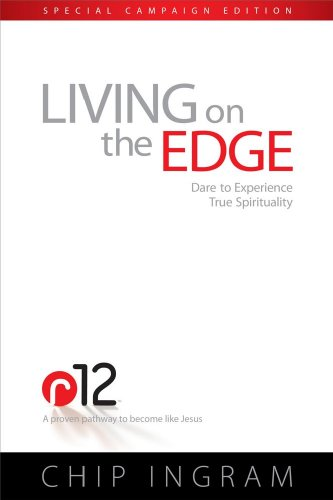 Living on the Edge: Dare to Experience True Spirituality (1439167141) by [???]
