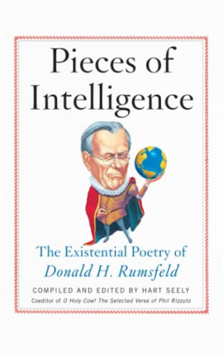 9781439167236: Pieces of Intelligence: The Existential Poetry of Donald H. Rumsfeld