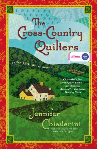 9781439167335: The Cross-country Quilters - An Elm Creek Quilts Novel