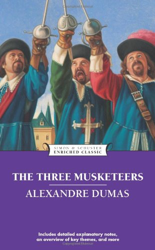 9781439169421: The Three Musketeers (Enriched Classics)