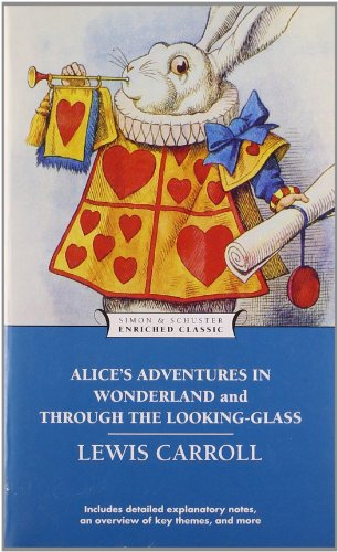 9781439169476: Alice's Adventures in Wonderland and Through the Looking-Glass