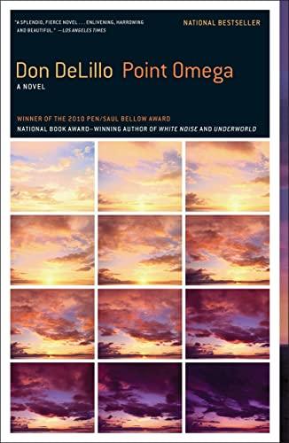 9781439169964: Point Omega: A Novel