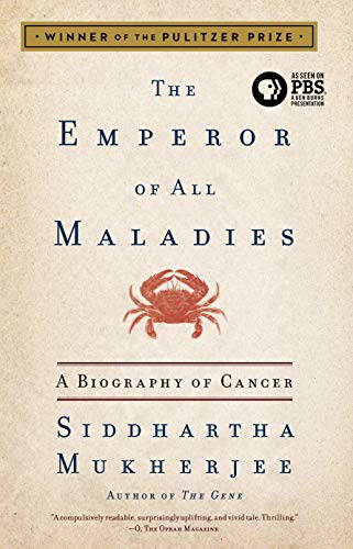 9781439170915: The Emperor of All Maladies: A Biography of Cancer