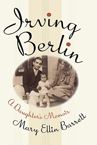 9781439170960: Irving Berlin: A Daughter's Memoir