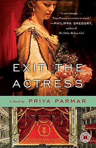 9781439171172: Exit the Actress: A Novel