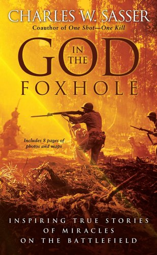 9781439171271: God in the Foxhole: Inspiring True Stories of Miracles on the Battlefield