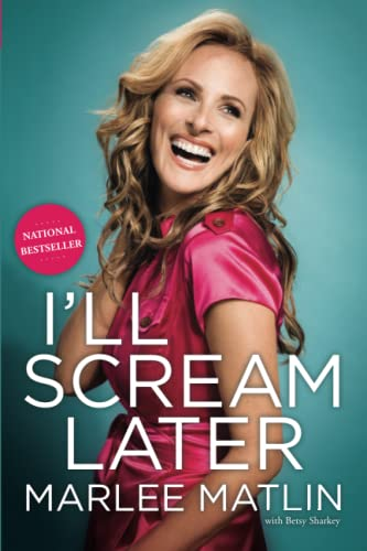 9781439171516: I'll Scream Later