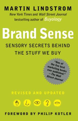 9781439172018: Brand Sense: Sensory Secrets Behind the Stuff We Buy