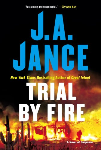 9781439172247: Trial By Fire