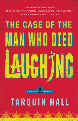 9781439172384: The Case of the Man Who Died Laughing: From the Files of Vish Puri, Most Private Investigator (Vish Puri Mysteries)