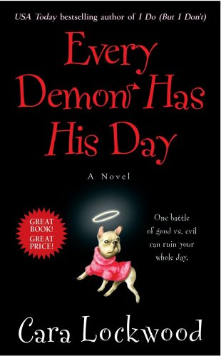 Every Demon Has His Day (1439173362) by Cara Lockwood