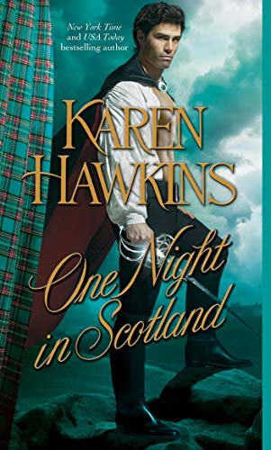 9781439175897: One Night in Scotland (The Hurst Amulet)