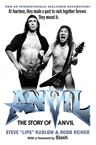 9781439176665: Anvil: The Story of Anvil