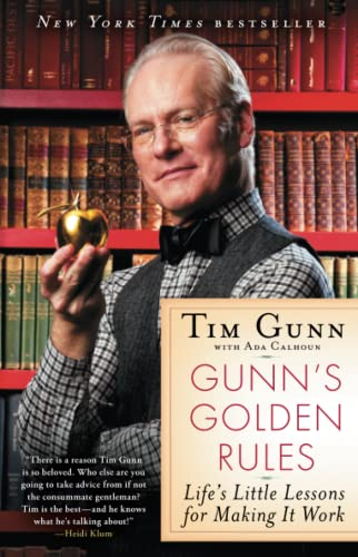 9781439177716: Gunn's Golden Rules: Life's Little Lessons for Making It Work