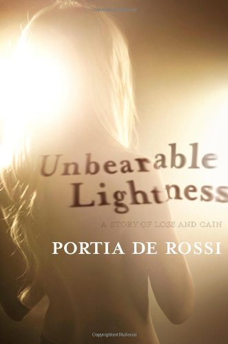 9781439177785: Unbearable Lightness: A Story of Loss and Gain