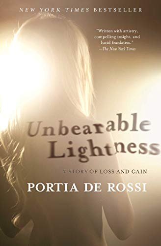 9781439177792: Unbearable Lightness: A Story of Loss and Gain
