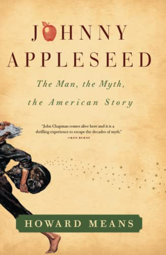 9781439178263: Johnny Appleseed: The Man, the Myth, the American Story