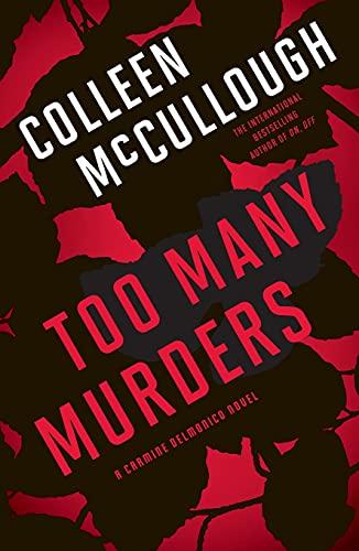 9781439178287: Too Many Murders: A Carmine Delmonico Novel
