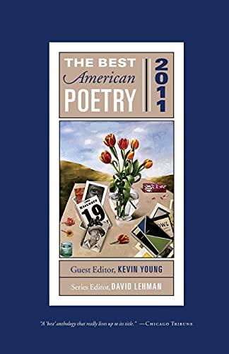 9781439181492: The Best American Poetry 2011: Series Editor David Lehman