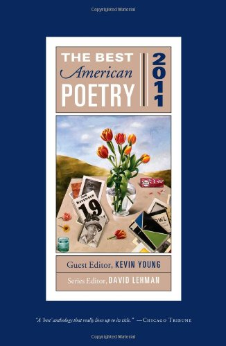 9781439181508: The Best American Poetry 2011: Series Editor David Lehman (The Best American Poetry series)