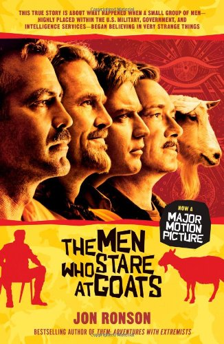 9781439181775: The Men Who Stare at Goats
