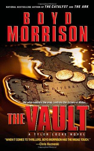 9781439181843: The Vault (Tyler Locke)