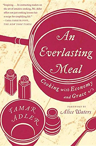 9781439181898: AN EVERLASTING MEAL; COOKING WITH ECONOMY AND GRACE