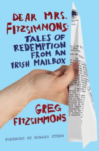 9781439182703: Dear Mrs. Fitzsimmons: Tales of Redemption from an Irish Mailbox