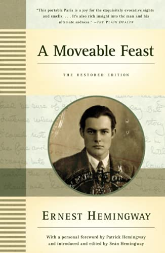 9781439182710: A Moveable Feast: The Restored Edition
