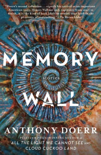 9781439182840: Memory Wall: Stories