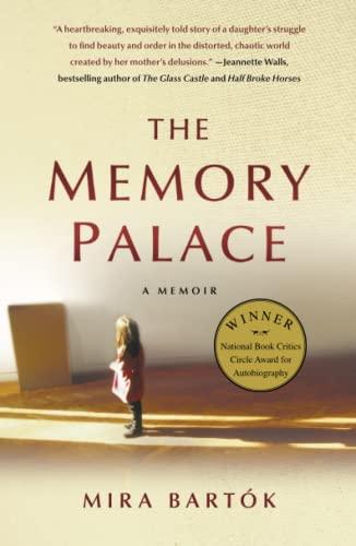 9781439183328: The Memory Palace: A Memoir