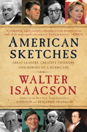 9781439183441: American Sketches: Great Leaders, Creative Thinkers, and Heroes of a Hurricane