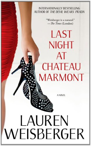 9781439183601: Last Night at Chateau Marmont