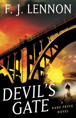 9781439186602: Devil's Gate: A Kane Pryce Novel
