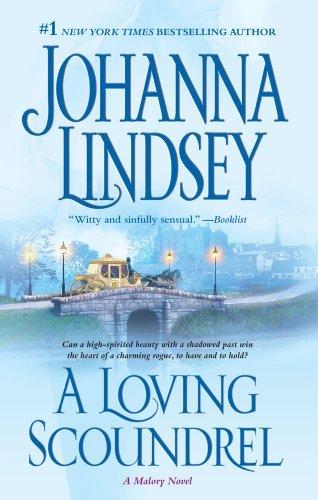 9781439187128: A Loving Scoundrel (Malory Novels)