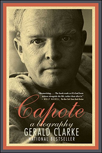 9781439187500: Capote: A Biography