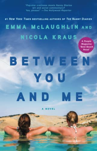 9781439188200: Between You and Me: A Novel