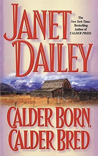 9781439189191: Calder Born, Calder Bred