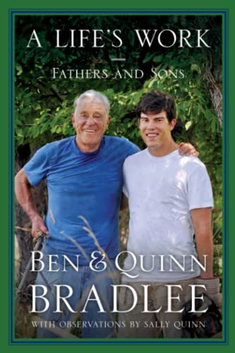 9781439189429: A Life's Work: Fathers and Sons