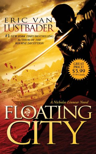 9781439189436: Floating City (Nicholas Linnear Novel)