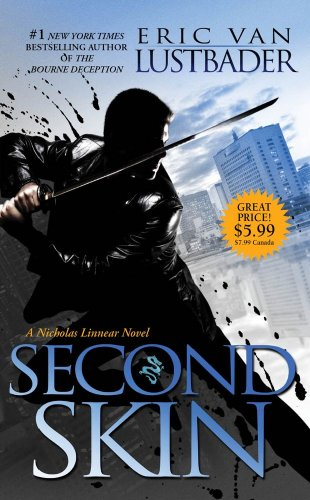 9781439189450: Second Skin (Nicholas Linnear Novel)