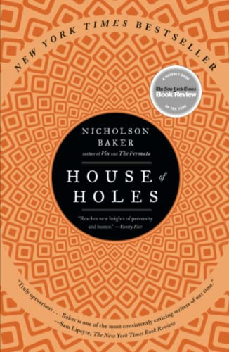 9781439189528: House of Holes