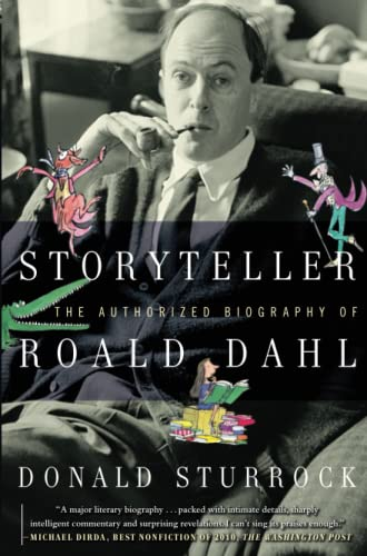 9781439189764: Storyteller: The Authorized Biography of Roald Dahl