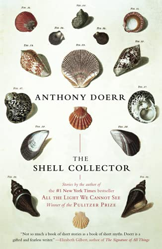 9781439190050: The Shell Collector: Stories