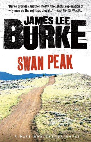 9781439190166: Swan Peak: A Dave Robicheaux Novel
