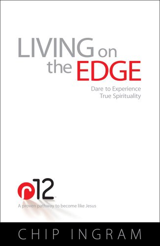 9781439190524: Living on the Edge: Dare to Experience True Spirituality