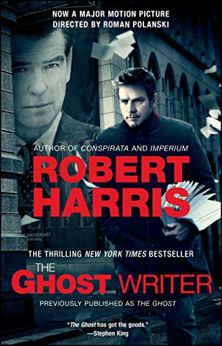9781439190555: The Ghost Writer