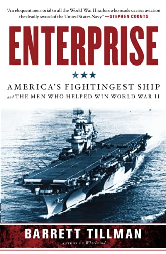 9781439190883: Enterprise: America's Fightingest Ship and the Men Who Helped Win World War II