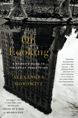 9781439191262: On Looking: A Walker's Guide to the Art of Observation